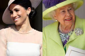 Meghan Markle ganha autorização para chamar Rainha Elizabeth por apelido. Saiba!