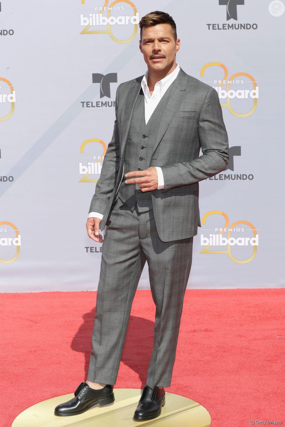 Ricky Martin entregou desejo para futuro dos filhos gêmeos, Matteo e Valentino, de 9 anos