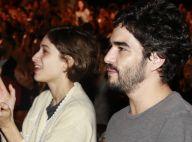 Caio Blat posta foto de momento romântico com a namorada, Luisa Arraes. Veja!
