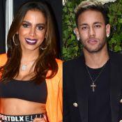 Anitta elogia Neymar ao cantar em TV argentina: 'Um amigo carinhoso e humilde'