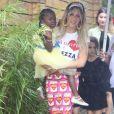 Filha de Giovanna Ewbank e Bruno Gagliasso, Títi completa 5 anos no dia 20 de junho de 2018