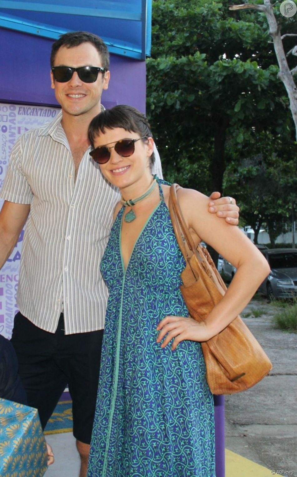 Bianca Bin e Sergio Guizé vão mesmo morar juntos no interior de São Paulo