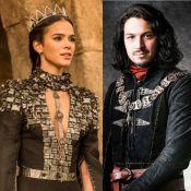 'Deus Salve o Rei': enfeitiçado, Afonso beija Catarina achando ser Amália