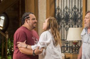 'Segundo Sol': Clóvis engata romance com ex-amante do pai. 'Golpista'