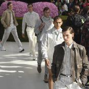 Ex-Vuitton, novo estilista da Dior estreia com pegada street wear em Paris
