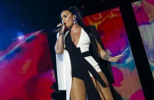 Demi Lovato se emociona em show no Rock in Rio Lisboa: 'Uma nova pessoa'