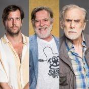 José de Abreu suspeita não ser pai de Remy em 'Segundo Sol': 'Filho do Nestor'