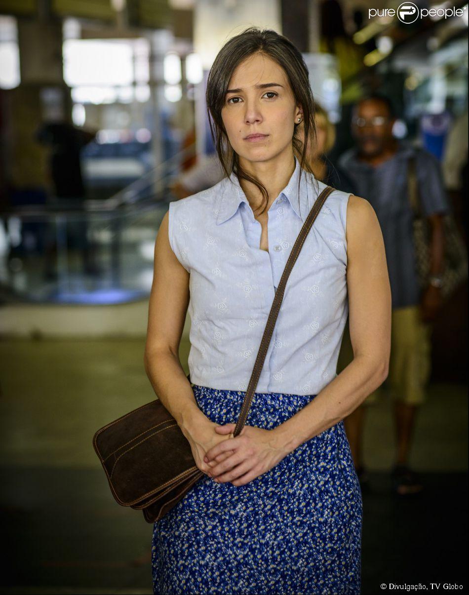 Marjorie Estiano foi o grande destaque do primeiro capítulo de 'Imperio', com inspirada atuação da vilã Cora, em 21 de julho de 2014