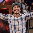 Douglas Sampaio venceu o reality show ' A Fazenda' , da RecordTV, em 2015