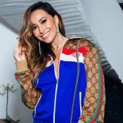 Sabrina Sato elege look Gucci de R$ 26 mil para aniversário da mulher de Faustão