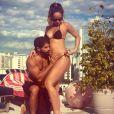 Sabrina Sato e Duda Nagle adiaram planos de casamento por causa da gravidez da primeira filha