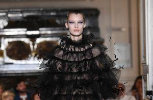 Deuses e seres mitológicos: cultura grega inspira Valentino em desfile de Paris