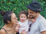 Yanna Lavigne mostra Madalena, sua filha com Bruno Gissoni, andando: 'Sapeca!'