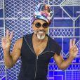Carlinhos Brown exalta quebra de padrões em sua carreira. 'Fui tido como drogado'