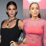 A mais seguida do Instagram! Bruna Marquezine supera Anitta na rede social