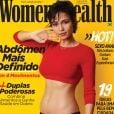 Nanda Costa é capa da revista ' Women's Health Brasil' de julho