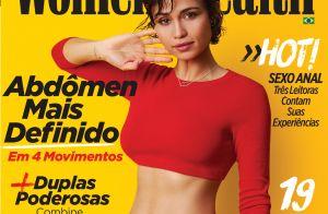 De patins, Nanda Costa exibe corpo definido em ensaio para revista. Veja fotos!