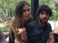 Deborah Secco beija Hugo Moura nos bastidores de novela: 'Flagra do amor'. Vídeo