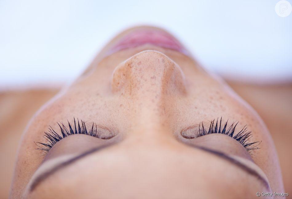O tônico utilizado precisa ser adequado para as características da pele
