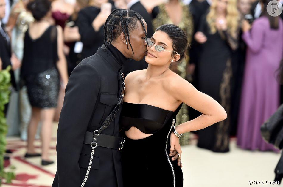 Em entrevista à 'GQ', Kylie Jenner revelou o maior motivo de suas brigas com o namorado, Travis Scott