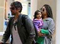 Viagem em família: Juliana Alves embarca com filha, Yolanda, e marido. Fotos!