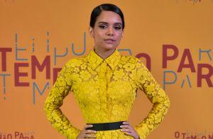 Brilho e amarelo vibrante: veja fotos e detalhes dos look das famosas na semana