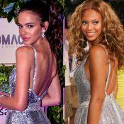 Vestido D&G similar ao de Bruna Marquezine foi aposta de Beyoncé em 2005
