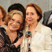 Fernanda Montenegro sobre casal gay em 'Babilônia': 'A gente vai se beijar!'