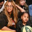 Beyoncé é mãe de Blue Ivy, de seis anos, e dos gêmeos Rumi e Sir, de um