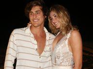 Sasha brinca sobre fotos com Bruno Montaleone em Noronha: 'Muito cabelo na cara'