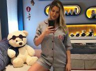 Andressa Suita admite cansaço após nascimento de Samuel: 'Mãe de 2 não é fácil'
