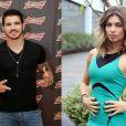 Grazi Massafera e Erick Silva terminam namoro. 'Não estão mais juntos', afirma a ex-mulher do lutador, Lettycia Maestri, ao Purepeople