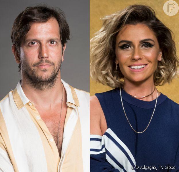 Remy (Vladimir Brichta) conta a Luzia (Giovanna Antonelli) que o seu filho com Beto Falcão (Emilio Dantas) está vivo, nos próximos capítulos da novela 'Segundo Sol'