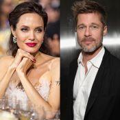 Jolie nega que R$30 milhões cedidos por Pitt foram para os filhos:'Não é pensão'