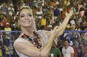 Letícia Spiller não vai mais desfilar na União da Ilha por causa de dengue