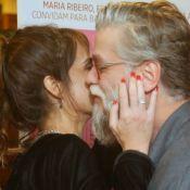 Maria Ribeiro cita qualidades em Fabio Assunção: 'Ator imenso e pai apaixonado'