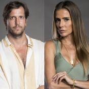 'Segundo Sol': Remy ameaça Karola de jogá-la da cobertura onde mora. 'Sua cobra'