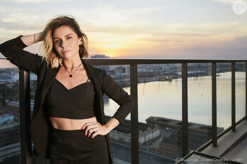 e4b800e0e Giovanna Antonelli pediu roupas plus size em sua coleção para a marca Leader