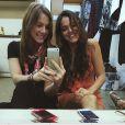 Alice Wegmann posta mensagem de aniversário para Bruna Marquezine: 'Seja muito feliz, garota. Você merece'