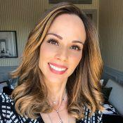Ana Furtado evita produtos químicos no cabelo em tratamento de câncer:'Caiu 30%'