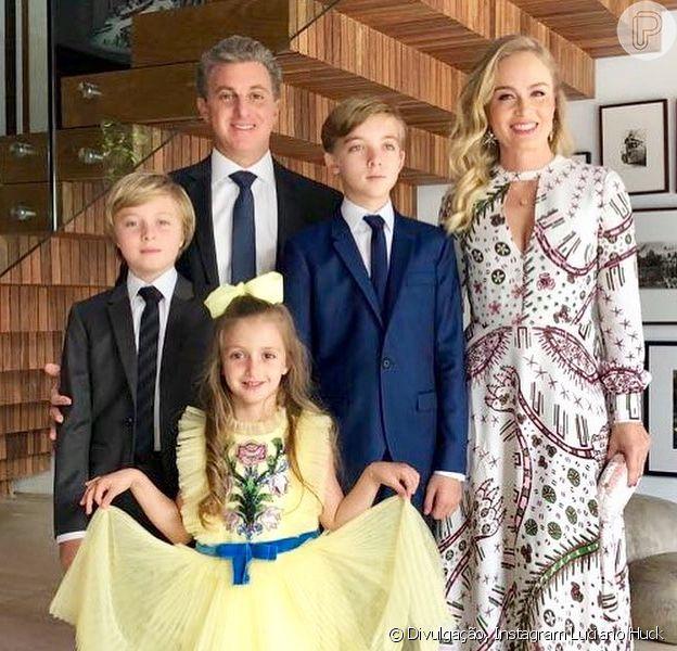 Luciano Huck relembrou neste sábado, 18 de agosto de 2018, o acidente de avião que ele e sua família sofreram em 2015
