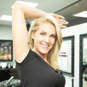 Ana Hickmann faz 1ª tatuagem e homenageia marido e filho: 'Estou muito feliz'