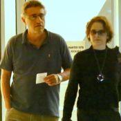 Drica Moraes e o marido, Fernando Pitanga, passeiam por shopping. Fotos!