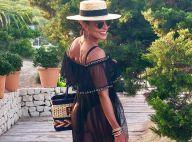 Juliana Paes exibe corpo com look transparente e ganha elogios: 'Maravilhosa'