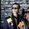 """Futurismo de volta à moda: os óculos da Dsquared e o visual """"espacial"""" do último desfile da marca"""