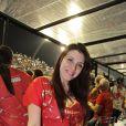 Simony também marca presença no Carnaval de São Paulo