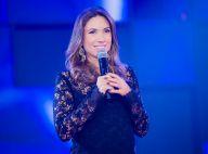 Patricia Abravanel admite que não levava o noivo a sério antes de engravidar