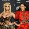 Briga na NYFW? Nicki Minaj e Cardi B protagonizam discussão em festa na noite de sexta-feira, dia 08 de setembro de 2018