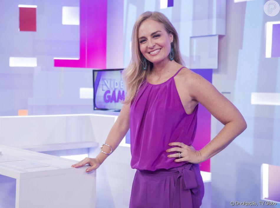 Angélica quer voltar ao cinemas e ter programa com plateia, como contou no IGTV nesta segunda-feira, dia 10 de setembro de 2018
