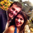 Roberto Birindelli é casado com Julia Sarda